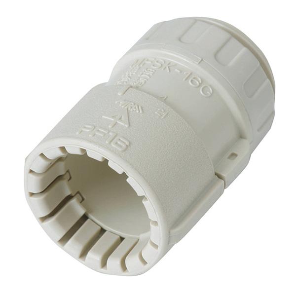 電線保護管コネクター (ジャンクション-PF管)
